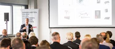 Patrick Piecha von der Onlineprinters GmbH (diedruckerei.de)
